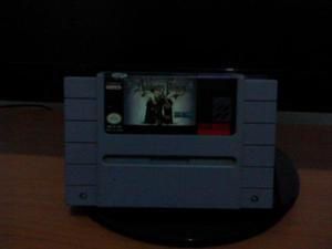 The Addams Family Super Nintendo Snes Para Tu Coleccion!
