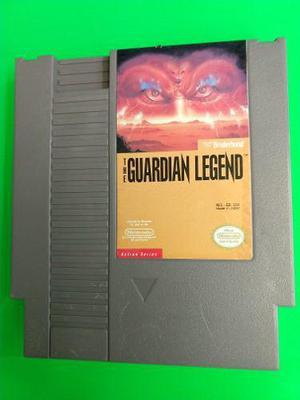The Guardian Legend Nes Excelente Juego En The Next Level!!!