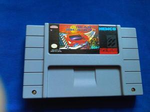 Top Gear 3000 Super Nintendo Snes