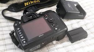 Vendo Super Camara Nikon D Perfectas Condiciones