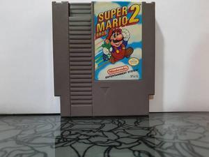 Video Juego Super Mario Bros 2 Para Nes Nintendo Envio Inclu