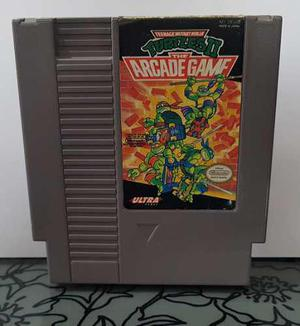 Video Juego Teenage Mutant Ninja Turtles 2 Para Nes Nintendo