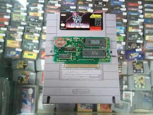 Xardion Super Nintendo Snes