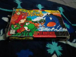 Yoshi's Island Super Nintendo Snes Completo