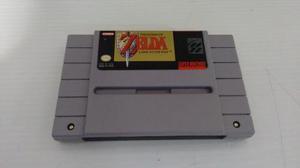 Zelda A Link To The Past Para Super Nintendo Snes,excelente