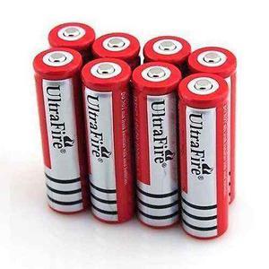 8 Baterias Pilas Ultrafire Mod.18650 De 6800 Mah 3.7v