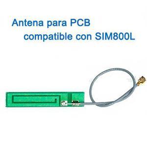 Antena Para Pcb Compatible Con Módulo Gsm Sim800l