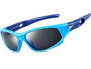Attcl Kids Caliente Tr90 Gafas De Sol Polarizados Caminante