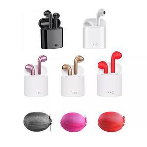 Audífonos Bluetooth Inalambricos Estereo Airpods C/ Estuche