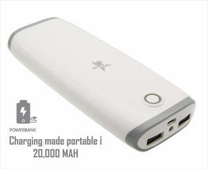 Batería Cargador Portatil Power Bank 20000 Mah Respaldo
