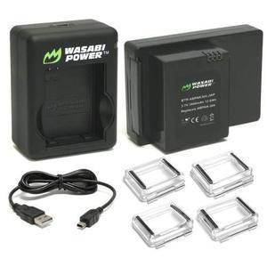 Batería Extendida Wasabi Power Para Gopro Hero3 + Cargador
