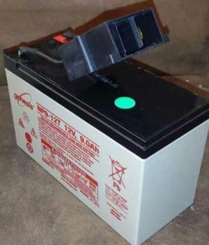 Batería Universal De 12 Volts Para Cualquier Power Wheels