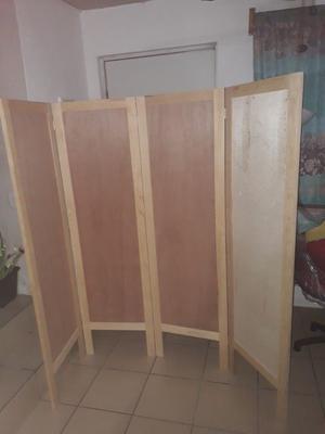 Biombos de madera posot class - Biombos de madera ...