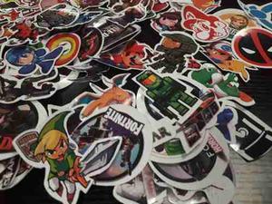 Calcomanías Stickers Etiquetas De Calidad Cualquier Diseño