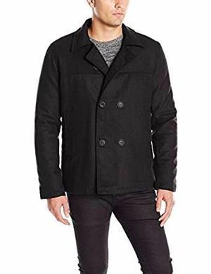 Chamarra Brave Soul Carlos Doble Breasted Pea Coat