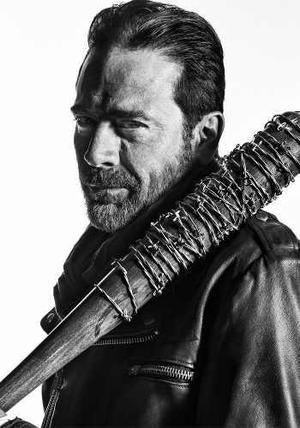 Chamarra De Piel | Negan Walking Dead