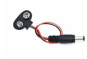 Conector De Bateria 9v Para Arduino Uno Cdmx Electrónica