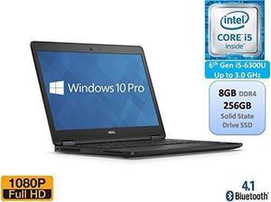 Dell Latitude E7470 Business Ultrabook 14 Pulgadas Full Hd