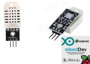 Dht22 Sensor Temperatura Y Humedad Am2302 Arduino