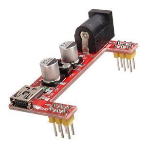 Fuente Para Protoboard 3.3v Y 5v, Arduino, Pic (2 Pzas)