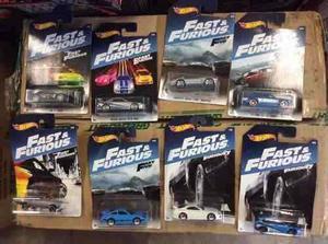 Hot Wheels - Fast & Furious - Serie Completa  Pi