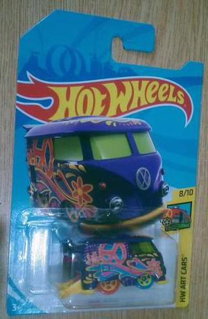 Hot Wheels Treasure Hunt Regular Kool Kombi Volkswagen