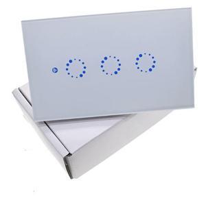 Interruptor Touch De Pared Sonoff De 3 Apagadores Cdmx Elect