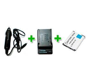 Kit Cargador Y Batería Nikon En-el19 Coolpix S2500 S3100