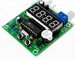 Kit De Reloj Digital 4 Bits C51