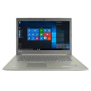 Laptop Lenovo Ideapad 320 7th Gen Core I7-7500u Pantalla 17