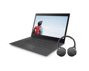 Lenovo Ideapad 320 Amd A6 Hdd 1tb Ram 4gb Windows + Diadema