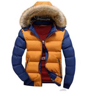 Los Hombres De Invierno Con Capucha De Packable Outwear Chaq