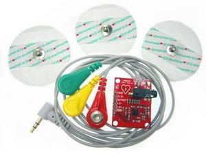 Módulo Sensor De Medición Del Pulso Cardíaco Ecg Ad8232