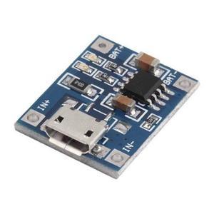 Modulo Cargador De Bateria Litio Lipo Tp4056 Con Proteccion