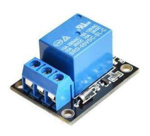 Modulo Ky-019 Sensor Relevador 5v Cdmx Electrónica