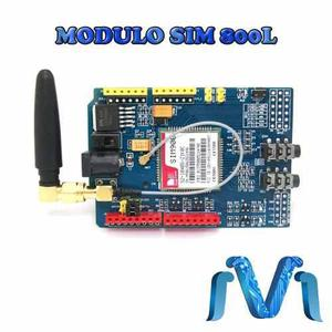 Modulo Sim900 Gsm Gprs Shield Para Arduino Uno