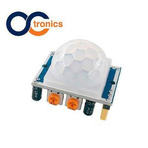 Modulo Sr501 Sensor De Presencia/movimiento Arduino Pic