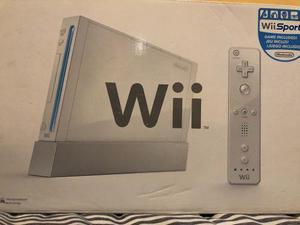 Nintendo Wii Con 2 Controles