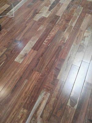 Piso de madera solida duela chechen BUEN FIN $670