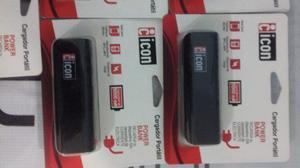 Power Bank 5000 Mah Pila Cargador Portatil Celular O Tablet