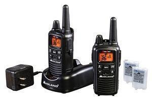 Radios Midland 26 Millas - Con Cargador Y Pilas Lxt600vp3