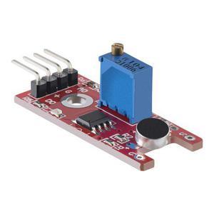 Sensor De Audio Para Arduino Y Microcontroladores | Ard-362