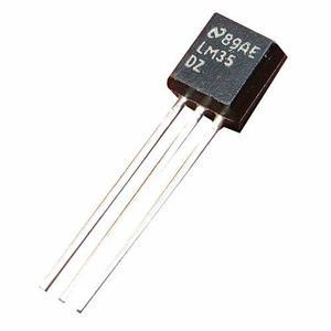 Sensor De Temperatura Lm35 Arduino, Pic