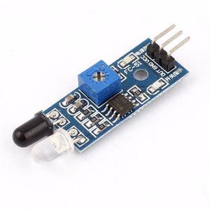 Sensor Infrarrojo Digital Reflectivo, Electronica, Arduino