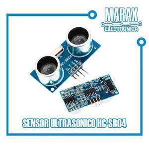 Sensor Ultrasónico Hc-sr04 Para Arduino Distancia Nivel