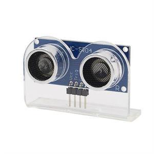 Soporte Acrílico Sensor Ultrasónico Hc-sr04 Hy-srf05