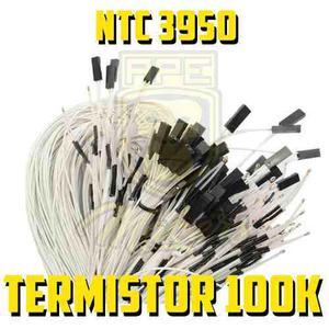 Termistor 100k Ntc 3950 Ideal Para Impresoras 3d