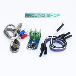 Termopar K + Modulo Max6675 Arduino