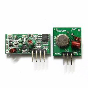 Transmisor Y Receptor Inalámbrico 433mhz Para Arduino Pic