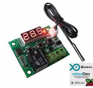 W1209 Termostato Switch Control De Temperatura